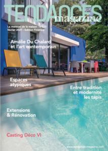 TENDANCES MAGAZINE Magazine Deco Maison Edition Fevrier