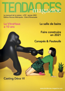 TENDANCES MAGAZINE Magazine Deco Maison MagJanv2021