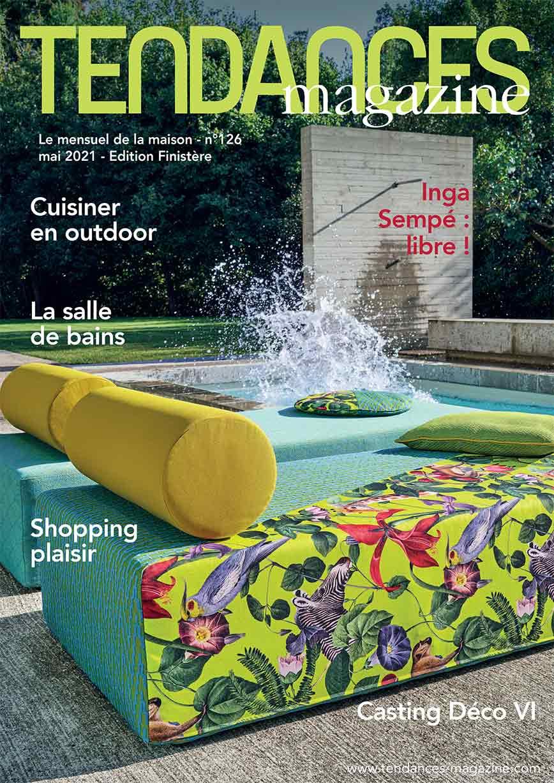 TENDANCES MAGAZINE Magazine Deco Maison Avril